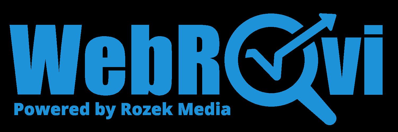 WebRovi by Rozek Media